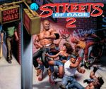 Jaquette 3D Streets of Rage II