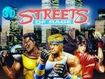 Jaquette 3D Streets of Rage