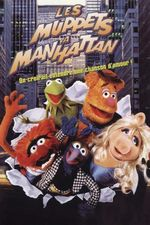Affiche Les Muppets à Manhattan