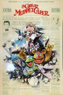 Affiche La Grande Aventure des Muppets
