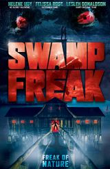 Affiche Swamp Freak