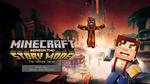 Jaquette Minecraft Story Mode : 02x05 - Plus haut et plus loin