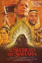 Affiche The Secret of the Sahara