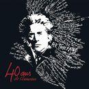 Pochette 40 ans de chansons
