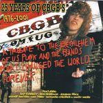 Pochette 25 Years of CBGB's