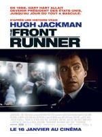 Affiche The Front Runner