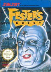 Jaquette Fester's Quest