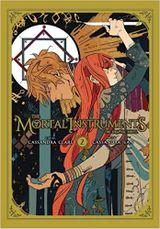Couverture The Mortal Instruments Graphic Novel, Vol. 2