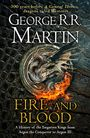 Couverture Fire and Blood