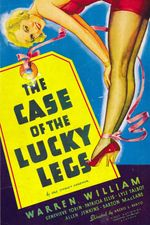 Affiche The Case of the Lucky Legs