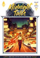 Couverture Midnight Tales, tome 2
