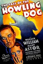 Affiche The Case of the Howling Dog