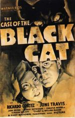 Affiche The Case of the Black Cat