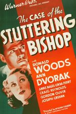 Affiche The Case of the Stuttering Bishop