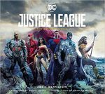 Couverture Justice League : The Art of the Film
