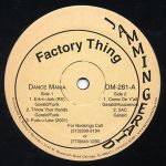 Pochette Factory Thing (EP)