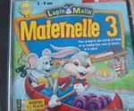 Jaquette Lapin Malin : Maternelle 3