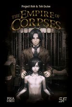 Couverture The Empire of Corpses