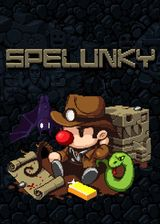 Jaquette Spelunky Classic