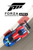 Jaquette Forza Motorsport 6: Apex