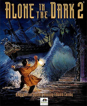 Jaquette Alone in the Dark 2 : Jack is Back