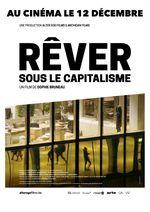 Affiche Rêver sous le capitalisme