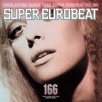 Pochette Super Eurobeat, Volume 166