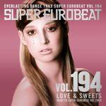 Pochette Super Eurobeat, Volume 194: Love & Sweets