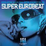 Pochette Super Eurobeat, Volume 161