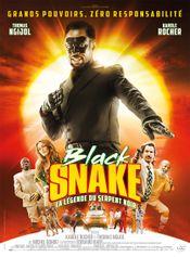 Affiche Black Snake, la légende du serpent noir