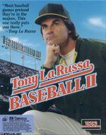 Jaquette Tony La Russa Baseball II