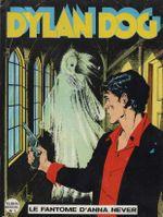 Couverture Le Fantôme d'Anna Never - Dylan Dog (Lug), tome 1