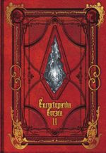 Couverture Encyclopædia Éorzea - Le monde de Final Fantasy XIV - VOLUME II