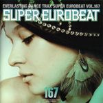 Pochette Super Eurobeat, Volume 167