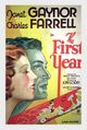 Affiche The First Year