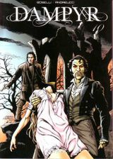 Couverture Dampyr, tome 10
