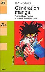 Couverture Génération manga