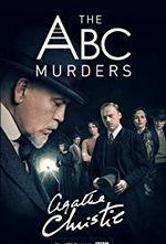 Affiche ABC contre Poirot