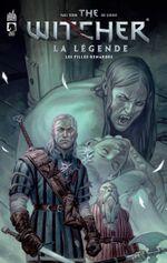 Couverture The Witcher : La Légende : Les Filles-renardes