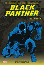 Couverture 1976-1978 - Black Panther : Intégrale, tome 2