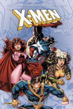 Couverture 1993 (Partie 5) - X-Men : L'intégrale, tome 36