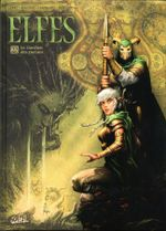 Couverture Le Gardien des racines - Elfes, tome 22