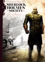 Couverture Le Champ des possibles - Sherlock Holmes Society, tome 6