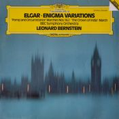 Pochette Enigma Variations / Pomp and Circumstance / The Crown of India