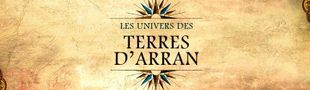 Cover Les univers des TERRES D'ARRAN