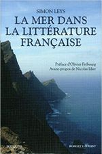 Couverture La Mer dans la littérature française