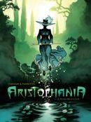 Couverture Le Royaume d'Azur - Aristophania, tome 1