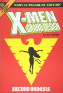 Couverture X-Men: Grand Design, tome 2