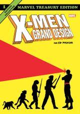 Couverture X-Men: Grand Design, tome 1