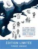 Couverture Racontars Arctiques : Intégrale